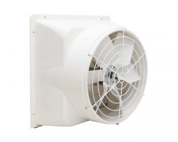 Intelligent Fan-FRP (Fiber Reinforced Plastics)
