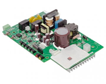 Drive Control System-Fan Filter Unit